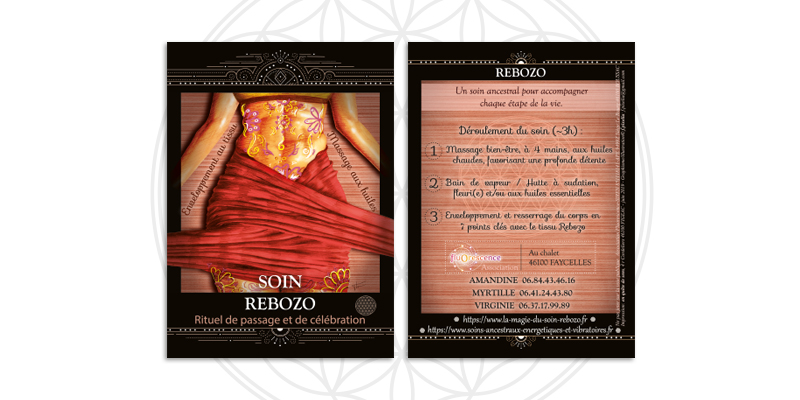 La Magie du Soin Rebozo