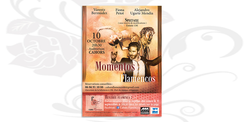 CAHORS Flamenco